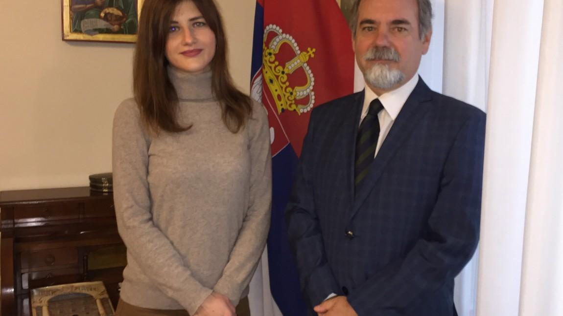 """I Serbi in Toscana"" – un lavoro di Nina Apostolovska"