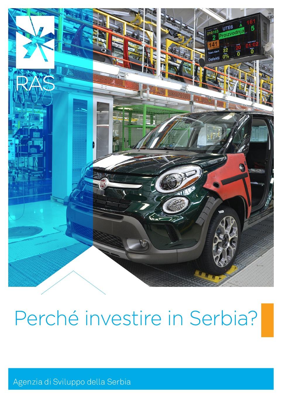 Perché investire in Serbia?